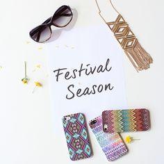 Festival Season Gadgets iPhone Case Colorswitch