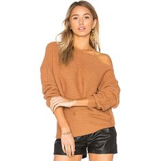 by the way. Kylie Off Shoulder Sweater ($69) ❤ liked on Polyvore featuring tops, sweaters, sweaters & knits, red off the shoulder top, off the shoulder tops, red off shoulder top, red sweater and red top