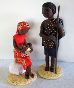 As a child living in Africa, I used to color faces of Bible stories dark so that the people there would identify. I decided recently to make two African nativity sets. Both have sold, but ordering from me is possible. Christmas Manger, Christmas Nativity Scene, What Is Christmas, Black Christmas, Christmas Wood, Christmas Projects, Nativity Church, Nativity Sets, African Crafts