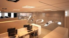 Swiss Bureau Interior Design - Designed - Richemont - Cartier - Dubai, UAE