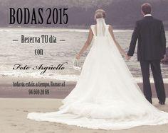 Reserva tu día #bodas2015