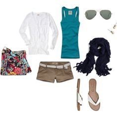 casual shorts <3. Gonna give shorts a try this summer
