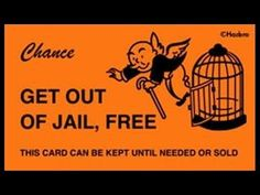 Monopoly Get Out Of Jail Free Card Printable Quality Images | iPhoto ...