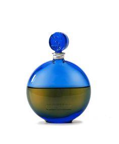 """René Lalique - Bouteille de parfum """"Dans la nuit"""", 1924."""