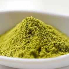 Green Tea Salt-amazing on edamame