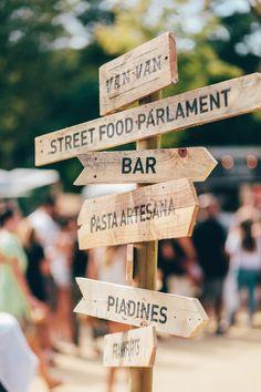 VanVan Market para la fiesta de la Mercè. Foodtrucks en la Ciutadella y en el Montjuïc