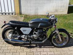 Voir le sujet - Modif V50 Monza - Forum Moto Guzzi