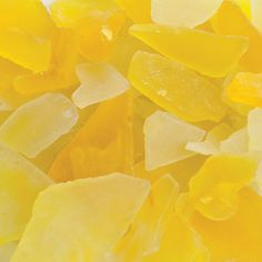 1 lb. Bag Yellow Sea Glass $2.98 ! Great for making windchimes, stepping stones, etc.