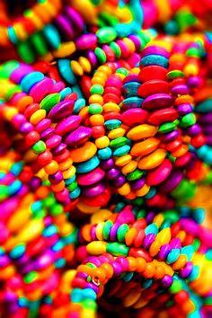 ❖l❖Rainbow color bracelets Happy Colors, True Colors, Bright Colors, World Of Color, Color Of Life, Color Splash, Color Pop, Color Explosion, Taste The Rainbow