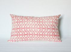 If at first you dont succeed. you should get this geometric triangle pillow. :) PRODUCT DETAILS Fabric: Organic white cotton twill backed with Pillow Inserts, Pillow Covers, Triangle Pillow, Sofa Throw Pillows, Cushions, Eco Friendly House, Triangle Pattern, Boys Room Decor, Nursery Inspiration
