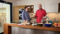 Banánová bábovka — Kluci v akci — Česká televize Chef Jackets, Decor, Decoration, Decorating, Deco