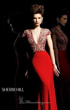 Sherri Hill 2960 Dress - MissesDressy.com