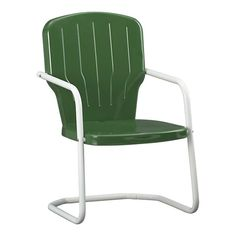 Motel Chair .. i want these in a bunch of colors for my backyard!