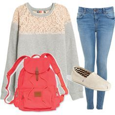 Cute Middle School Outfit Ideas | Middle School Outfits
