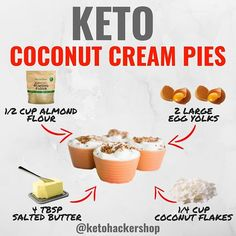KETO CHEESECAKE So your doing the ketogenic diet but have a craving for a sweet dessert? Not to worry, here is a delicious KETO… Low Carb Desserts, Sweet Desserts, Low Carb Recipes, Keto Chocolate Mug Cake, Aperitivos Keto, Keto Cheesecake, Keto Meal Plan, Coconut Cream, Keto Snacks
