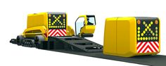The 'Fenix' paver concept model #Volvo #Construction #Equipment