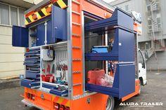 Mobile Vehicles - Alura Trailer - Turkey