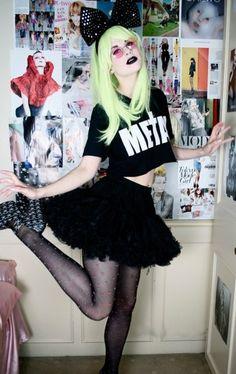 pastel goth | Tumblr | Clothes I want (^◇^;) | Pinterest
