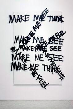 Stefan Bruggemann - Make me , 2010