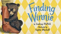 Book Trailer for award wining book. Before Winnie-the-Pooh, there was a real bear named Winnie. Watch Now >>> Winter Bulletin Boards, Preschool Bulletin Boards, Library Book Displays, Library Books, Fact And Opinion, Elementary Library, Book Trailers, Story Of The World