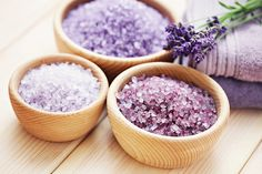 Bath Salts for Detox