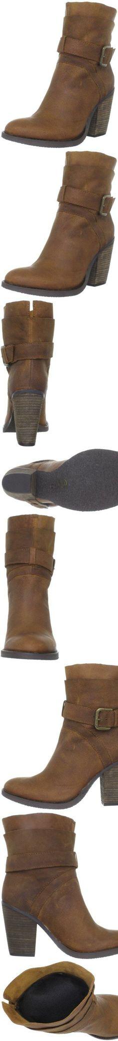 Dropped 12% on Jan 9. Steven by Steve Madden Riskey Boot, Cognac Leather