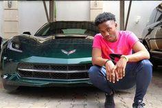 Welcome To RamseyUpdate : Photos: Korede Bello acquires 33million Chevrolet ...