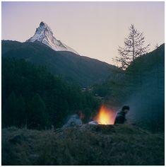 Switzerland: Matterhorn (by Emile Barret)