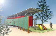 PREFAB FRIDAY: Casa 100K by MarioCucinella Architects | Prefab ...