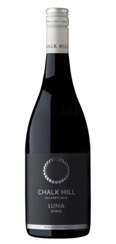 Chalk Hill Luna Shiraz, from McLaren Vale, South Australia New Zealand Wine, Chalk Hill, South Australia, Wineries, Cellar, Brewery, Bottle, Wine Cellars, Flask