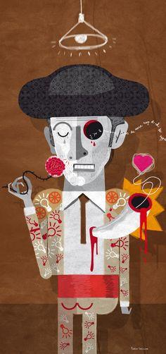 Ilustradamus · Pablo Gallardo – Torero