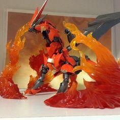 アルティメット・ジークフリード Gundam Model