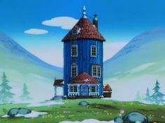 Moomin's house♥   #muumimeri