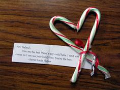 Candy Grams on Pinterest | Candy Canes, Candy Cane Reindeer and Candy ...