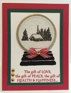 Stampin'Up versatile christmas, cozy christmas, sparkly seasons stamp and die set
