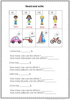 Printable Worksheets On Transports Free Printable
