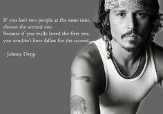 Johnny Depp !