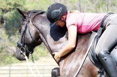 Happy Valentine's Day from Parelli Natural Horsemanship! Give your horse a hug today!