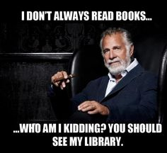 Where else are you going to learn how to be The Most Interesting Man in the World?