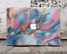 Watercolors Laptop Decal  Laptop Sticker Macbook Air Sticker