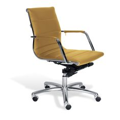 Jesper Office Mustard Commercial Grade Modern Office Chair | Overstock™ Shopping - The Best Prices on Jesper Office Executive Chairs