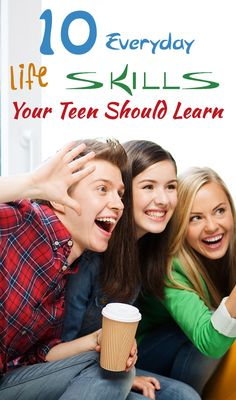 Education is important in one's life, but to be a self sufficient adult, teens need to learn some life skills. These life skills for teens will help become independent & live life smoothly.