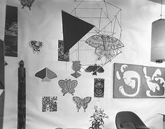Eames Studio Photography by Charles and Ray Eames #eames www.eamesoffice.com