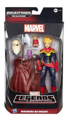 Marvel Legends - Infinite Series - Captain Marvel