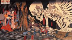 WHY MYTHS & LEGENDS WOULD BE GOOD FOR STAGE 5 :) 14 Terrifying Japanese Monsters, Myths and Spirits