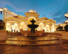The Monte Carlo, Las Vegas will take you away to Monoco, Italy ~ love their pools, they have a wave pool & a very cool lazy river