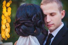 Beautiful Bridal Hair by Alex Crabtree Hair & Makeup - Mon Cheri Bridals