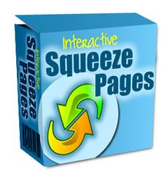 Interactive Squeeze Pages