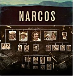 Narcos-the best series!!
