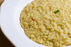 Risotto Milanese rizoto recept
